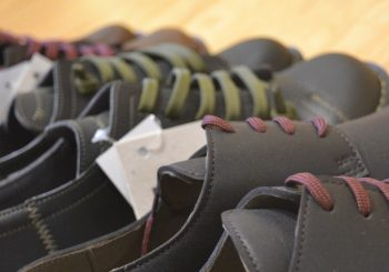 Le scarpe di Caja Vegan..