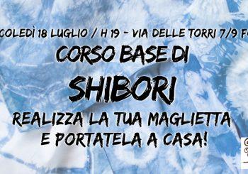 CORSO DI SHIBORI